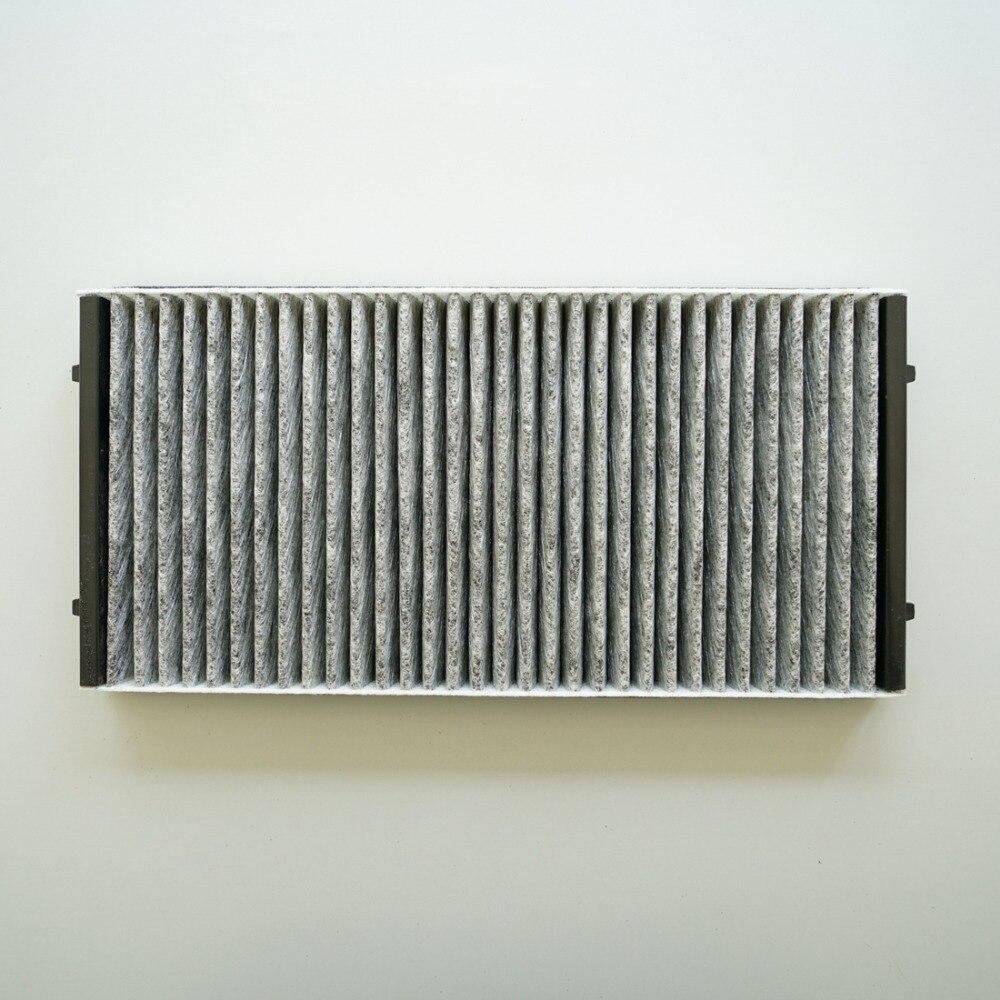 filtro de ar da cabine do carbono para 2008 porsche 911 carrera boxster cayman oem 99757121901
