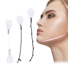40Pcs / Set Invisible Thin Face Facial Stickers Facial Line Wrinkle Flabby Skin V-Shape Face Lift Tape For Face Beauty Tool