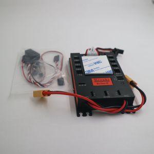 Image 3 - صندوق الطاقة لوحة قسم سيرفو صغير لطائرة الغاز مع مفتاح القتل