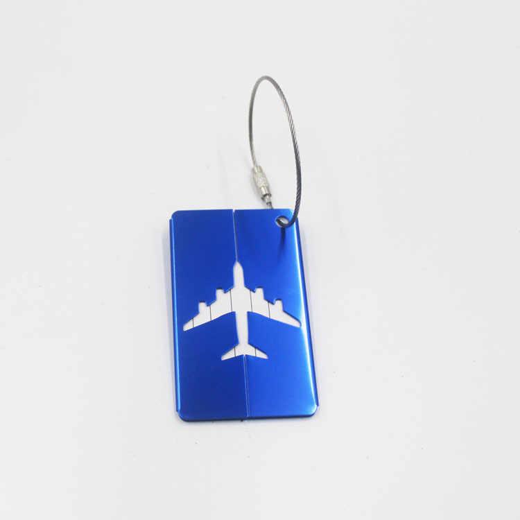 HJKL gepäck tag Boarding flug gepäck karte Mode Reise Gepäck Label Riemen Koffer Gepäck Tags Drop Shipping GESCHENK