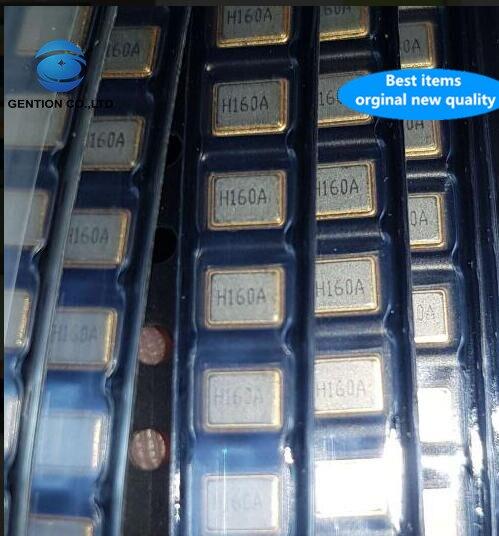 30pcs 100% New And Orginal HSX321S 8PF 10PPM X3S016000C81H-V 16M 16MHZ 16.000MHZ Crystal