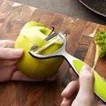Инструмент для фруктов и овощей Овощечистка из нержавеющей стали острые сушилка для овощей и фруктов устройство для чистки кухни кухонные ...