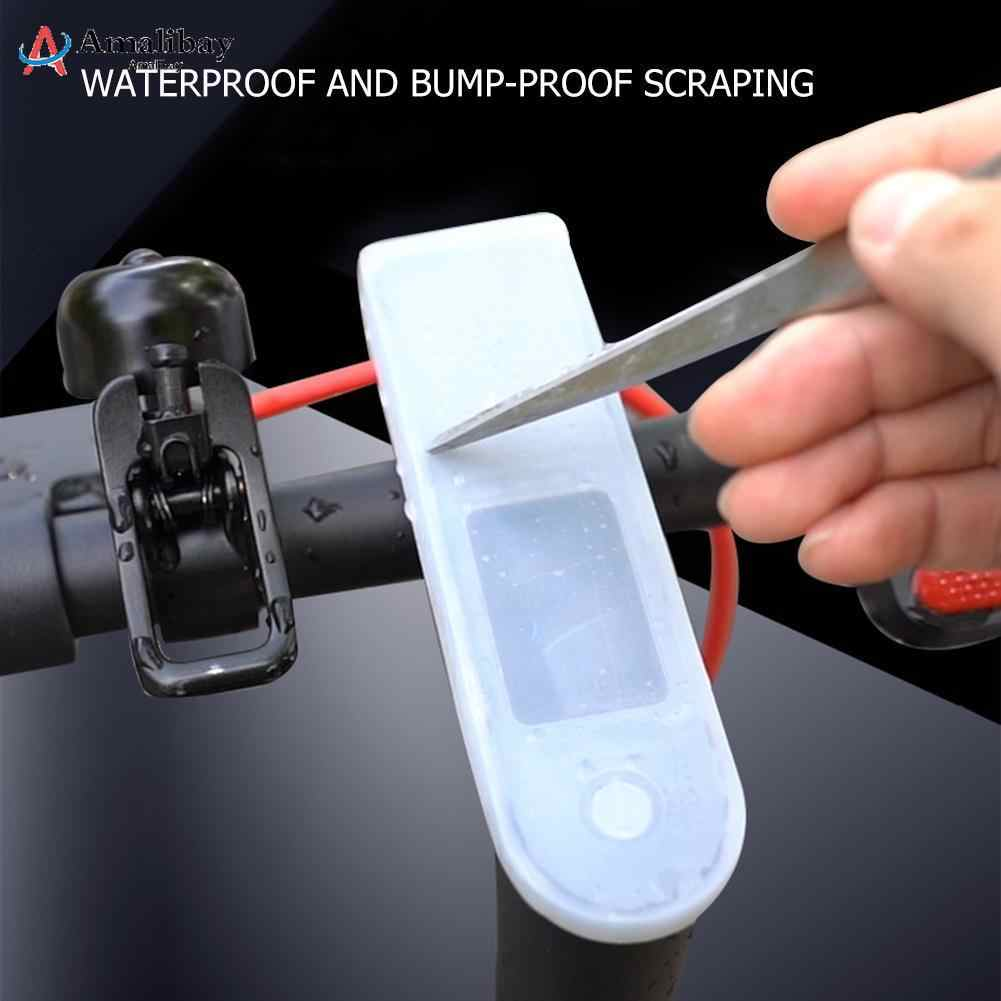 Circuit Board Waterproof Cover Protective Dashboard Case For Xiaomi M365 Pro