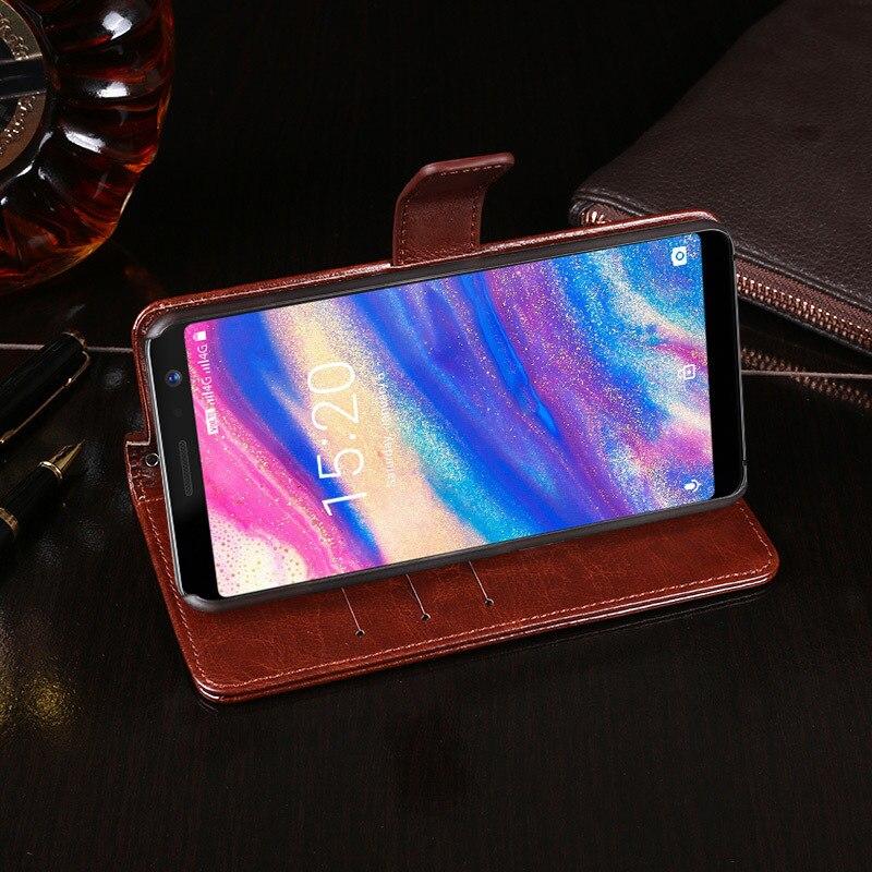Fashion Crazy Horse Muster Neue Stil Qualität Reis umidigi A1pro Leder Telefon Abdeckung Fall Flip Halter Shatter-beständig Protecti