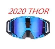 2020 Motocross Brillen Bril MX Off Road Dirt Bike Motorcycle Helmen Goggles Ski Sport Bril Masque Moto Bril Set