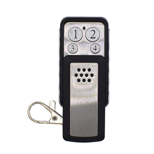 Image 5 - For PROTECO TX433 PTX433 405 PTX433 AZUL 433.92MHz remote control PROTECO transmitter clone gate Garage door opener