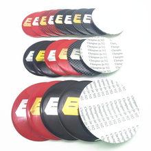 20 шт. -- 100 шт. черная, серебристая, красная, Золотая сетка 8-8-8-s логотип 56 мм 60 мм 65 мм 70 мм 80 мм автоматическая Центральная втулка колеса автомоб...