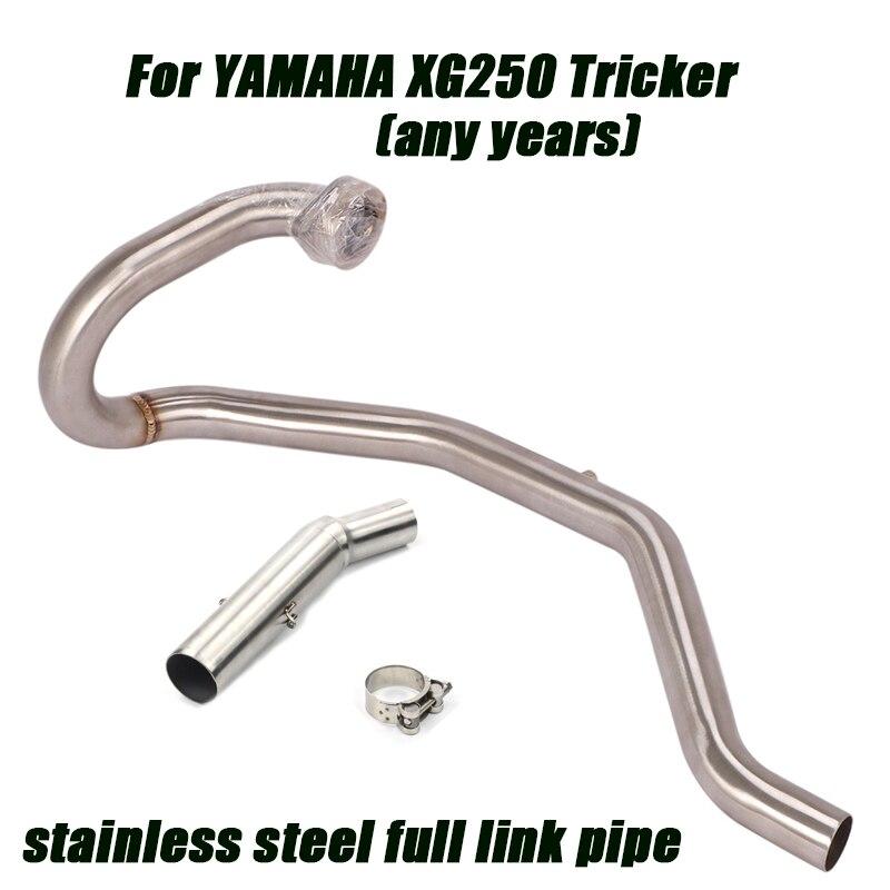 Полностью соединительные трубки из нержавеющей стали для yamaha