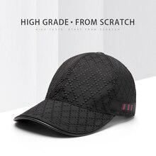 Męska czapka z daszkiem bawełna wysokiej jakości czapka damska Snapback regulowana czapka rodzic dziecko ochrona przed słońcem czapka z daszkiem Unisex