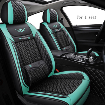 Car Seat Covers Leather Fit Set