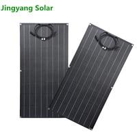 China melhor qualidade 100w etfe flexível película fina painel solar 12vbattery carregador com preço inferior de fábrica 200 w igual 1pcs de 100w|Células solares| |  -