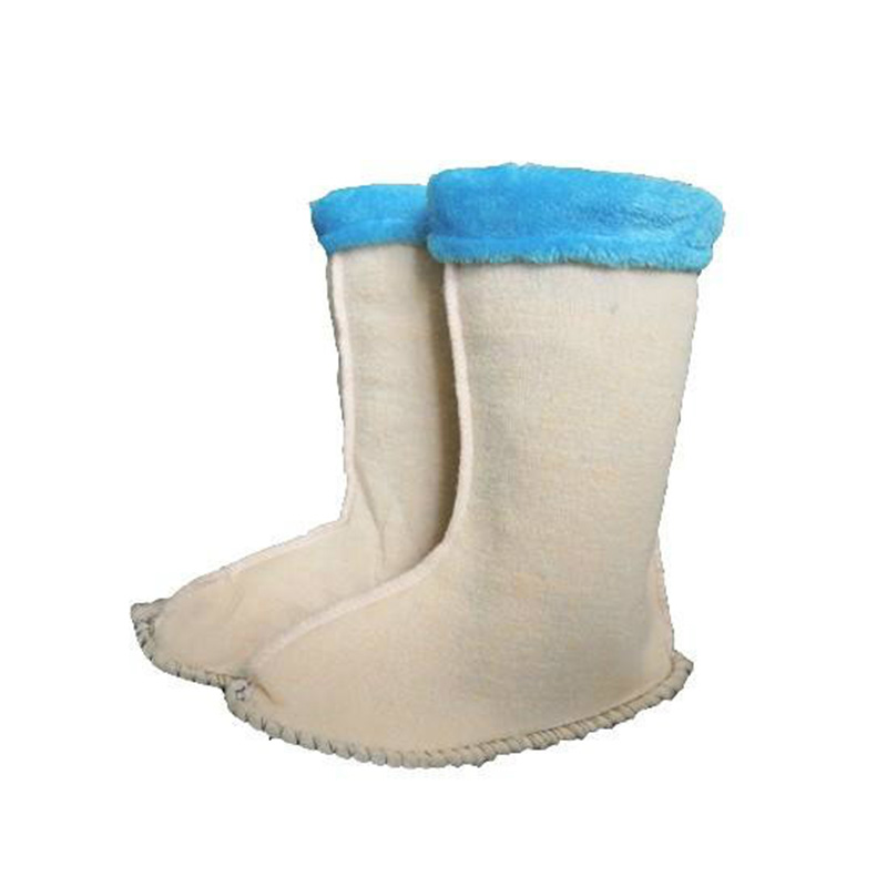 Winter Men Liner For Boots Short Plush Thickened Boots Long Canister Boots In The Tank To Keep Us Warm And Comfortable.