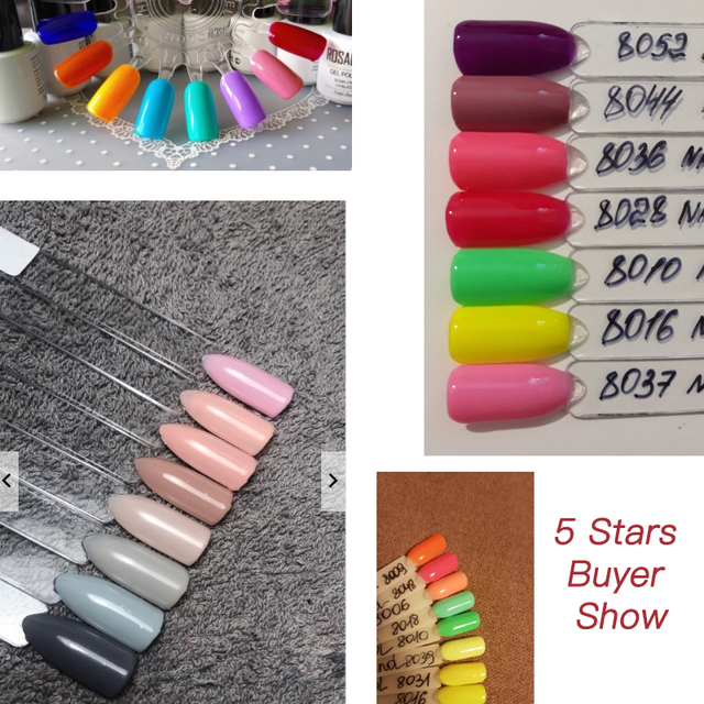 Nailwind Gel Nail Polish Pure Color Semi Permanent Base top Need UV LED lamp For Manicure Varnish Paint Hybrid ROSALIND nail gel 4