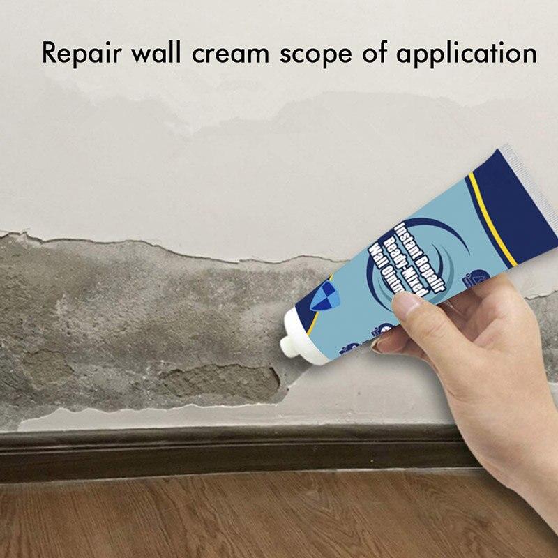 «Лучший» Ремонт трещины стены крем Ремонт мазь готовые смешанные быстросохнущие легкие для дома 889