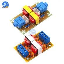 Aislador de Audio HiFi, aislamiento acústico de ruido, filtro de sonido, reducción de ruido, sonido estéreo acústico, supresor de bucle de tierra