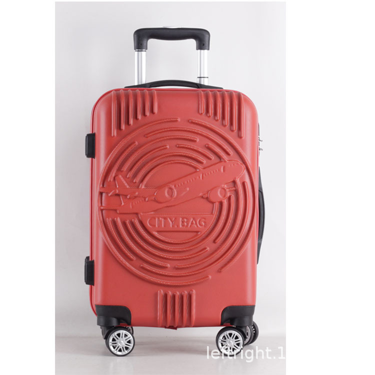 20-Inch/24/28-Inch Travel Trolley Gift Universal Wheel ABS Zipper Business Logo Customizable Made Manufacturers