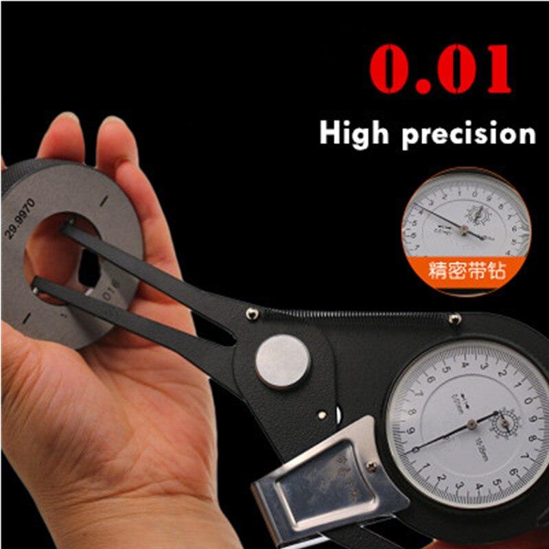 Internal dial caliper gauge 5-25, 55-75-95, 135-155, 255-275, 335-355 precision metric inside callipers digital measuring tool (5)