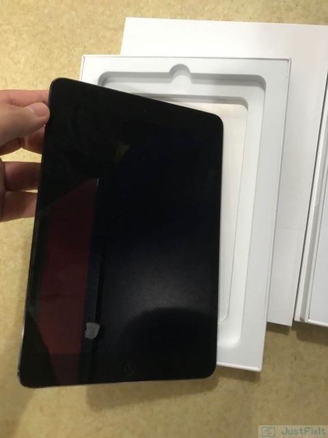 """Original Refurbish Apple IPad Mini 1st  2nd  ipad mini 2 7.9""""  2012 16Gb Silver Black About 80% New 3"""