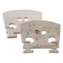 2XMaple Violin Bridge 4/4 цена