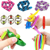 Fidget Anti Stress Sets Pop Tubes Wacky Tracks Children Stress Relif Adults Autism Vent Sensory Toy Kids Christmas Gifts