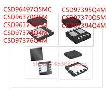 10PCS CSD96497Q5MC CSD96370Q5M CSD96371Q5M CSD97374Q4M CSD97376Q4M CSD97395Q4M CSD97370Q5M CSD97394Q4M