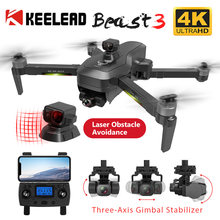 KEELEAD SG906 MAX SG906 Pro Pro2 Drone With Camera HD Professional GPS 4K 5G WIFI 3-Axis Anti-Shake Gimbal Quadcopter RC Dron