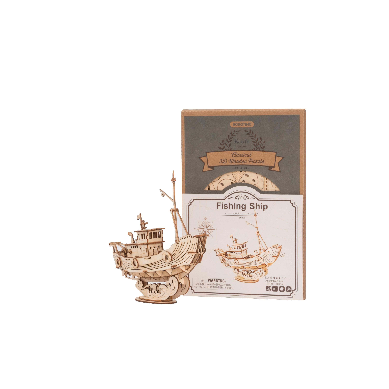 ZKRZ Assemblaggio di Kit di Costruzione Modello di Nave in Legno Fai da Te Assemblato Royal Navy Modello in Legno Navi Il Kit Giocattolo per Modellini di Barche A Vela Victory
