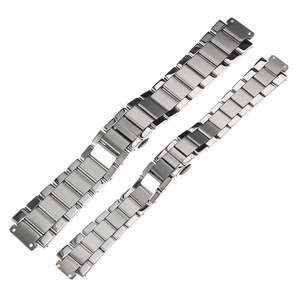Image 3 - Watch accessories for HUBLOT classic fusion big bang stainless steel belt men and women bulge 19mm