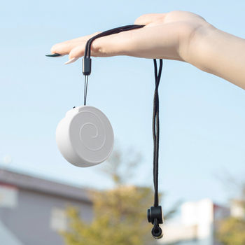 Necklace Air Purifier Mini USB Portable Personal Wearable Necklace Kids Negative Ionizer Anion Air cleaner Air Freshener PM 2.5