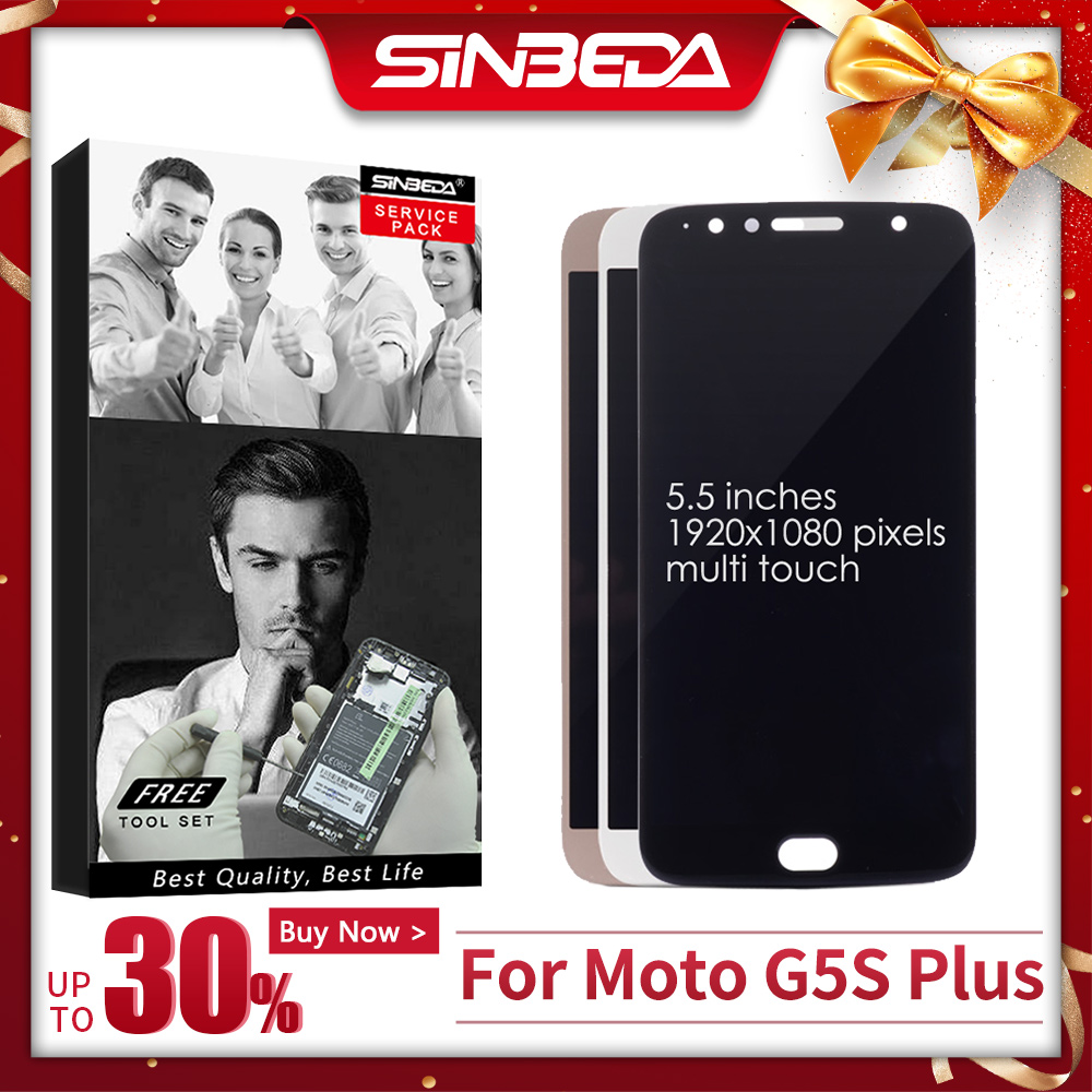 "5.5"" Original For Motorola MOTO G5S Plus XT1802 XT1803 LCD Touch Screen Digitizer Replacement Display MT XT1802 XT1803 XT1805 #|touch screen digitizer|lcd screen display|lcd screen - title="