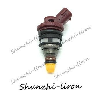 Форсунка топливной форсунки для 1000CC Subaru WRX STI MY99 EJ20 E85 EJ25 OEM: 166U1-SB100 166U1SB100