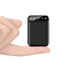 10000mAh Power Bank For iPhone Xiaomi Phone Portable Charger