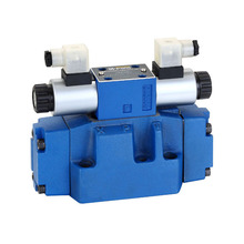 4WEH10, 4WEH16, 4WEH25, 4WEH32 Solenoid Electro-hydraulic Operated Directional Control Valve hydraulic directional control valve zdr6da1 30 210ym superimposed pressure reducing valve hydraulic system