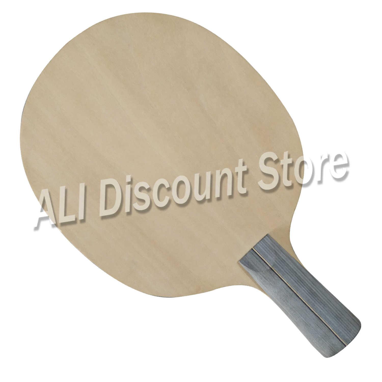 Globe Whirl Wind 783 específico para atleta 7-contrachapado fuera de la hoja de tenis de mesa para raqueta de PingPong