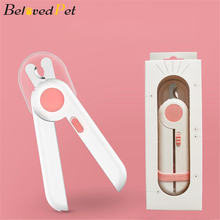 Blovedpet professional cat and dog nail clippers stainless steel