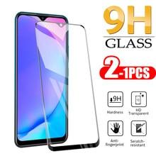 1-2 pçs tela de toque para vivo y17 y12 y11 2019 tela de vidro temperado de proteção para vivo y17 y12 y11 y 17 12 11 2019 vovi