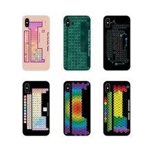 Tabla de los elementos para samsung galaxy s3, S4 y S5 Mini S7 S6 Edge S8 S9 S10 Lite Plus Note 4 5 8 9 funda de silicona