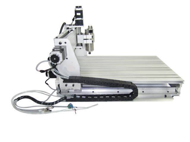 2020 Verkauf 4 Achsen CNC Router Maschine Holz Drehmaschine 6040 CNC 1500W CNC Router Engraver Gravur Bohren Fräsen Maschine 220 V/AC