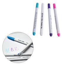 Auto Vanishing Pen Water Erasable Marker Pen Marking NoteTextile Ink Tool