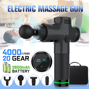 4000 r/min Therapy Massage Gun