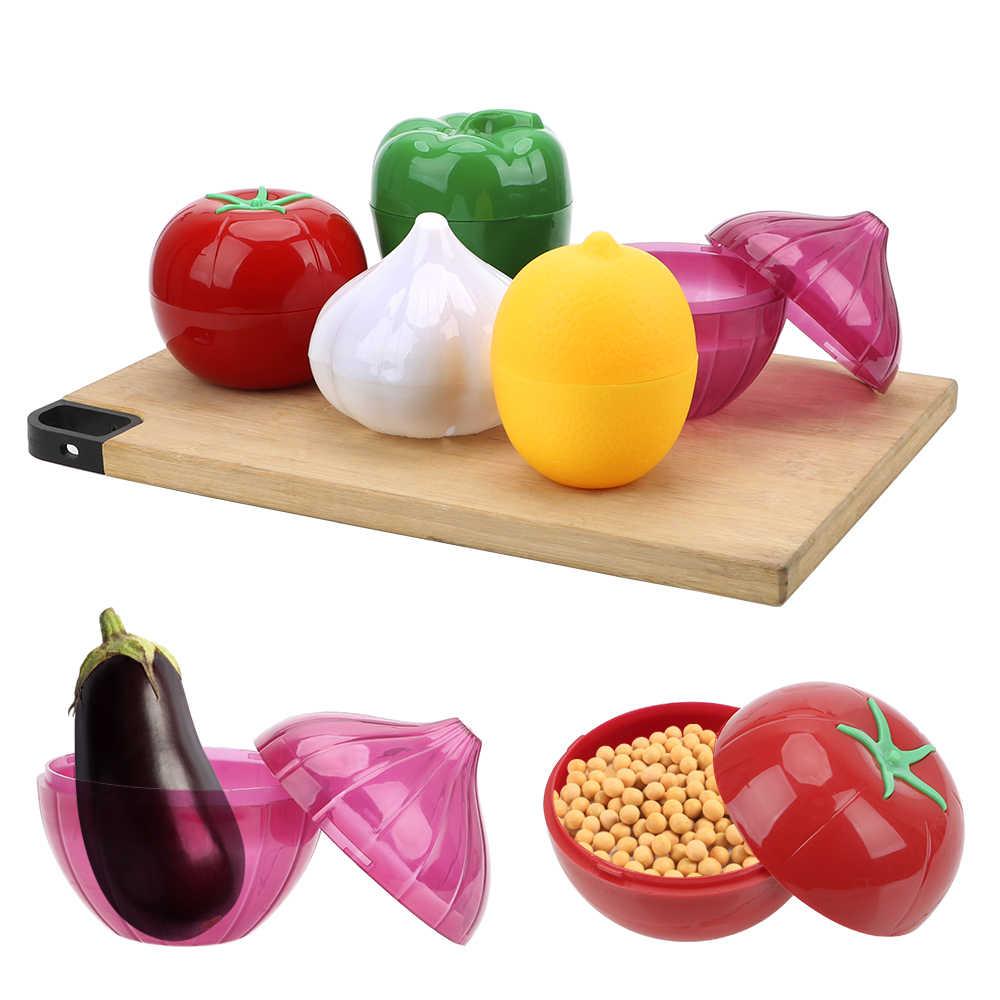 Recipiente de almacenamiento para cebolla Kitchen Gadgets