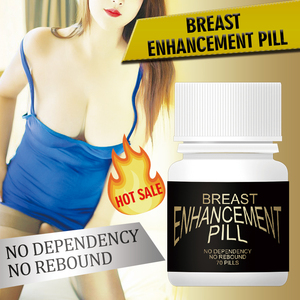 Pueraria Breast Enhancement Tablet Biotin Chest Enlargement pill Chest Enlarger Women Full Elasticity Chest Care Firming Lifting