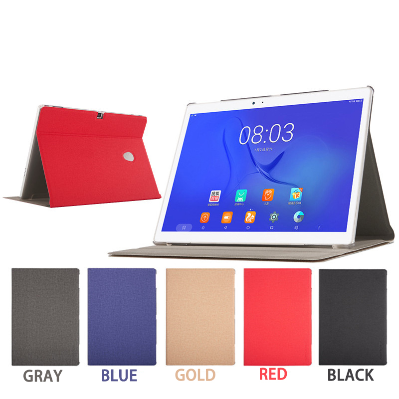 """Newest 10.1"""" Protective Cover Case For Teclast T10 High Quality Ultra Thin Cover Case For Teclast T20 Tablet PC