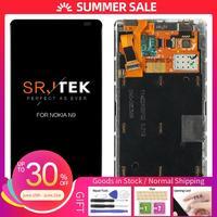 100% Getest 854X480 Voor Nokia N9 Lcd Touch Screen Voor Nokia N9 Display Digitizer Vergadering Vervangende Onderdelen