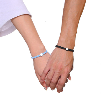His and Her Matching Couple Bracelets  Couples Bracelets
