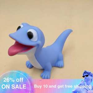 Blue Cute Bruni Doll Collection Action Figure Birthday Gift Hot Toys for Children