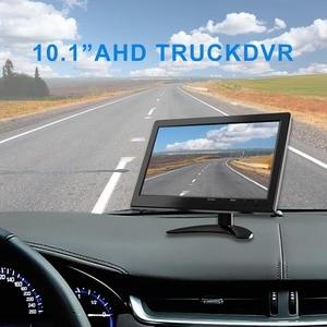 """Image 2 - FSU Portable Display Monitor 1024*600 LCD Monitor Full View HDMI VGA AV Industrial Capacitive 10.1"""" Car Rear View Monitor"""