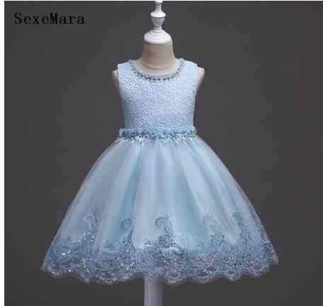 Lato dziewczynka sukienka noworodka sukienka dla dziewczynka sukienka do chrztu niemowląt 1 rok pierwsze urodziny dziewczyny Party sukienka