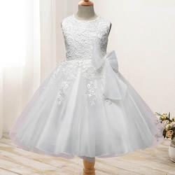 Детская одежда напрямую от производителя, продажа сети в Корейском стиле, газовое кружевное платье в деловом стиле, платье принцессы с
