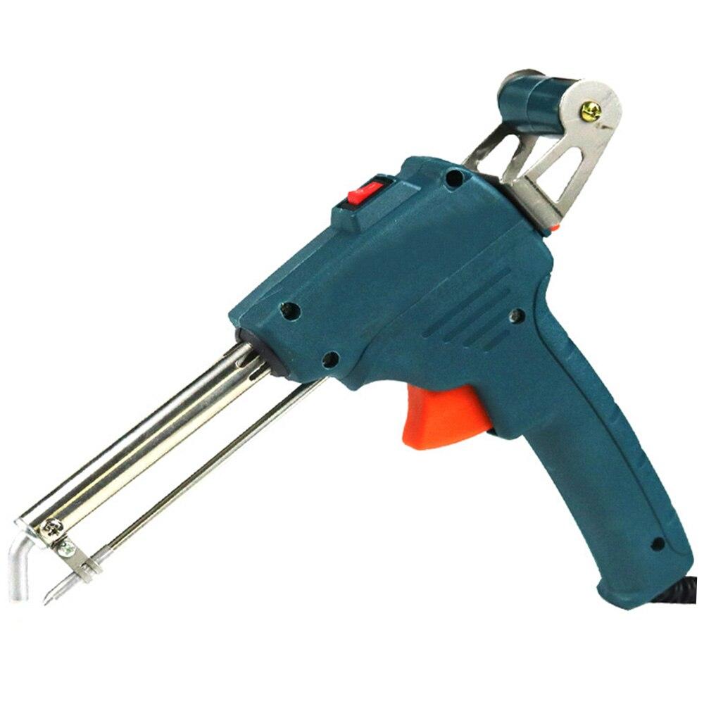 Auto Welding Electric Soldering Iron Temperature Gun Solder Tool Kit 60W